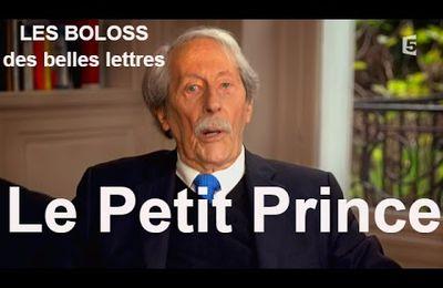 """Monsieur Jean Rochefort:  """"Le petit Prince"""" façon boloss"""
