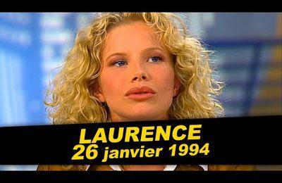 Laurence est dans Coucou c'est nous