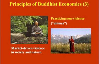 Main Principles of Buddhist Economics