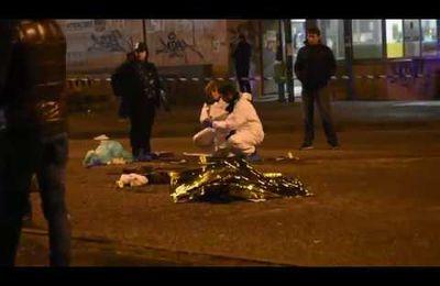 Le suspect de l'attentat de Berlin abattu à Milan lors d'un controle d'identité dans un train en Italie en provenance de France (video media)