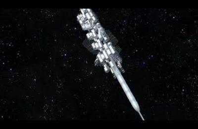 VIDEO. Une entreprise japonaise veut créer... un ascenseur vers l'espace