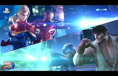 Marvel vs Capcom Infinite, le trailer !
