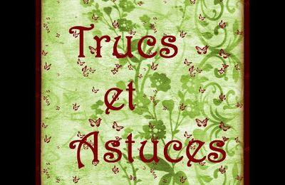 Trucs et Astuces:Boite a rubans