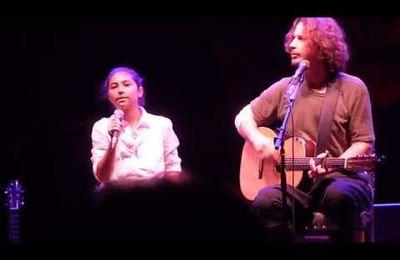 Chris Cornell et Toni Cornell