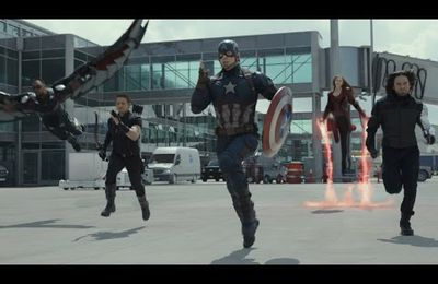 Trailer Captain America 3