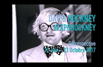 Expo Retrospective Contemporaine: David HOCKNEY