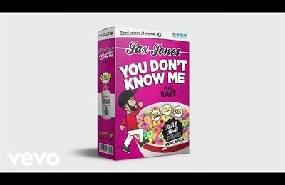 Jax Jones - You Don't Know Me (Dre Skull Remix) ft. RAYE