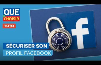 Comment sécuriser votre compte Facebook