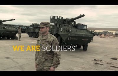 "Clip OTAN : ""We are NATO"""