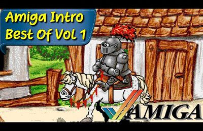 Mon Best OF d'Introduction de jeux Amiga Vol1 en HD 1080p