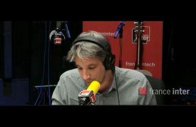 Guillaume Meurice oute Emmanuel Macron à l'antenne de France Inter
