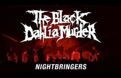 Le nouveau BLACK DAHLIA MURDER : Nightbringers sortira en octobre ! Vidéo