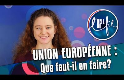 L'Europe, vue par Le Fil d'Actu  - VIDEO