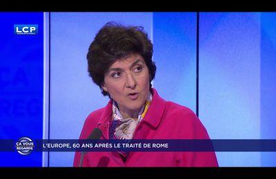 Quel avenir pour l'Europe liberticide de Bruxelles face au réveil des peuples européens ? Bruno Gollnisch débattait sur LCP