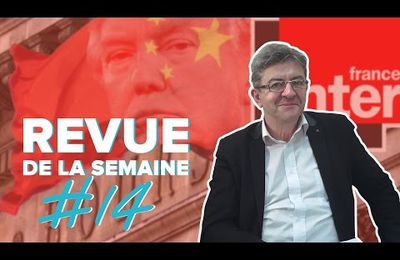 #RDLS14 - FRANCE INTER, TRUMP ET LA CHINE, FILLON ET INTERNET, LE CAC40 SE GAVE,