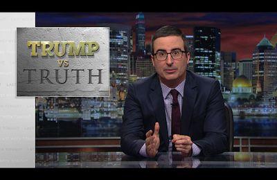 John Oliver s'attaque à Trump