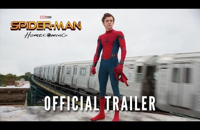 CINEMA ► Spider-Man : Homecoming