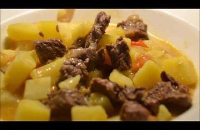 Recette cookeo vidéo goulash weight watchers