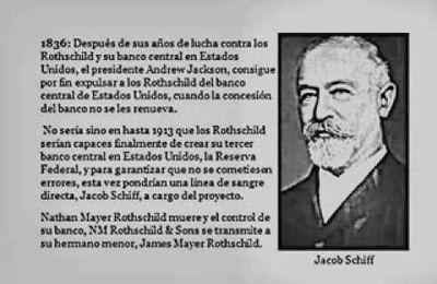 La Historia de la Disnastía Rothschild