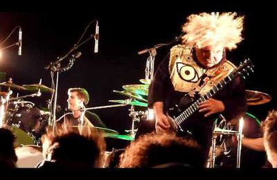 The Melvins : Live le Bataclan, Paris (19/09/2015)