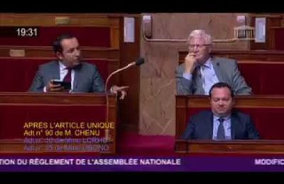 Assemblée nationale : on a parlé d'Hénin-Beaumont...