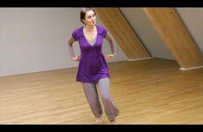 Extrait d'un cours de Danse Poétique