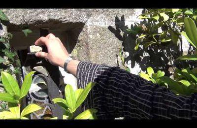 Les pierres de Saint Ortaire