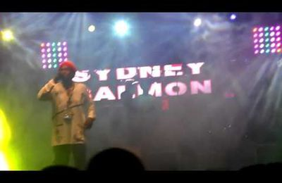 Côte d'ivoire: ABI REGGAE FESTIVAL 2016/ Part 2 LIVE/SYDNEY SALMON WITH THE IMPERIAL MAJESTIC BAND