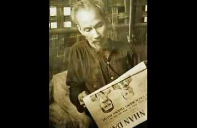 The ballad of Ho Chi Minh (english)
