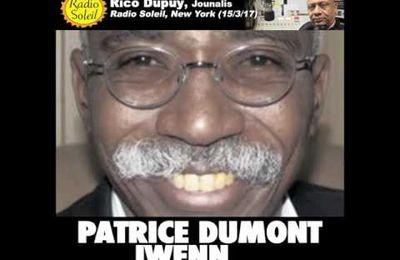 """Vidéo. """"Rico Dupuy sou Mòso K Lambè a"""". Le journaliste de Radio Soley exprime indignation et inquiétudes, suite aux propos tenus par le sénateur Lambert dans un entretien avec  V. Numa."""