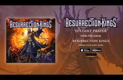 Craig Goldy and Vinny Appice - RESURRECTION KINGS