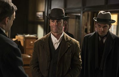Murdoch Mysteries saison 11 : Up from Ashes