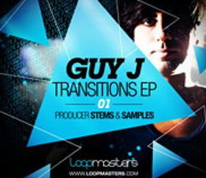COMPETITION Guy J 'Transitions EP' Loopmasters
