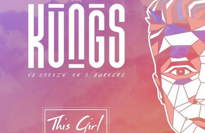 Kungs Vs. Cookin' On 3 Burners - This Girl (Fabich Remix)