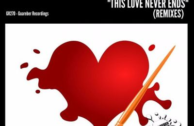 GR270 Thomas Solvert & Rob Phillips Feat. Ann Shine - This Love Never Ends (REMIXES)
