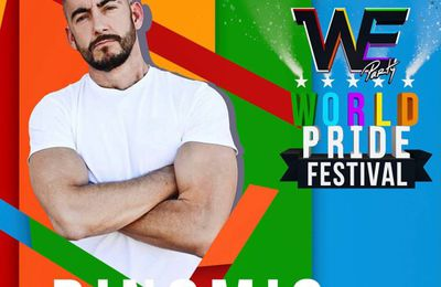 Preparty We World Pride Festival By Binomio