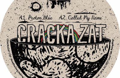 Crackazat - Proton Blue