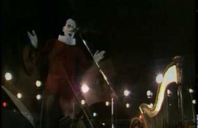 "Klaus Nomi, ""Cold Song"" (extrait de ""King Arthur"" de Purcell)"