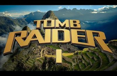 IPhone/IPad : Tomb raider est disponible.