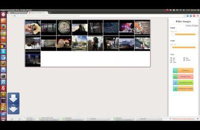 Image Downloader Plus : how to scrap photos with google chrome!