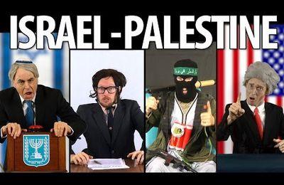 La situation Israëlo-Palestinienne en rap
