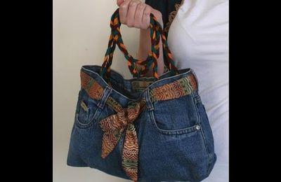 recycler un jean