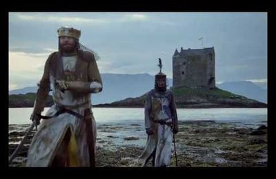 Monty Python and the Holy Grail (modern trailer)