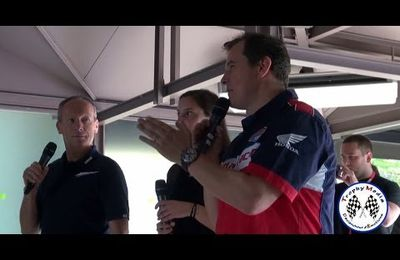 John McGuinness commente un tour du TT
