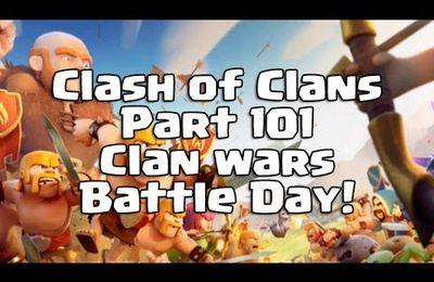 Guerre des clans : le jour du combat !