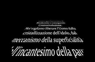Due aforismi di Emanuele Marcuccio, in omaggio al movimento del Metateismo