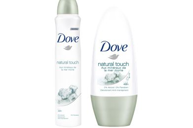 I Love le Nouveau Déo NATURAL TOUCH de Dove ! #12