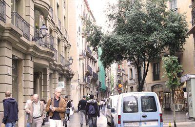 Shopper à Barcelone (toujours sous mon parapluie) #3