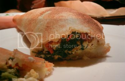 I am so in love - How to do Pizza Calzone