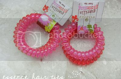 Essence Guerilla Gardening Limited Edition Hair Ties - Review